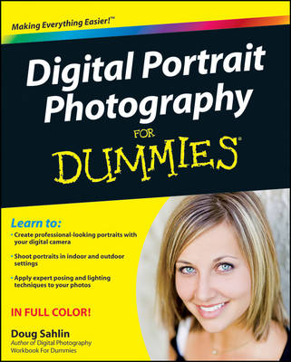 Digital Portrait Photography For Dummies