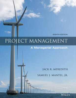 Project Management A Managerial Approach 8E