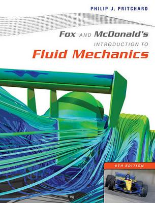 Fox & McDonald's Introduction To Fluid Mechanics