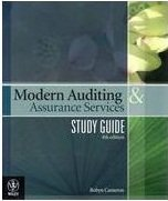 Modern Auditing and Assurance Services: Study Guide
