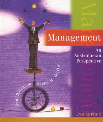 Management: An Australian Perspective