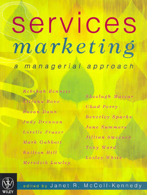 Services Marketing: A Managerial Approach