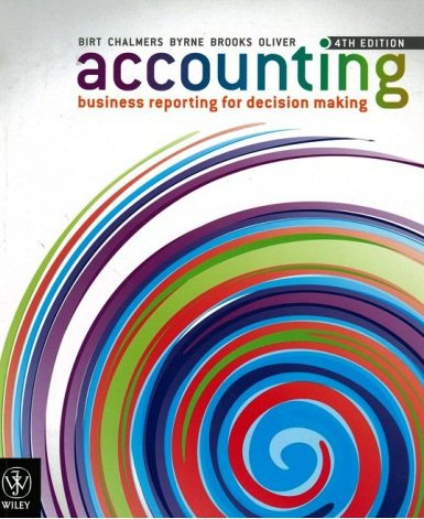 Accounting: Business Reporting for Decision Making + Study Guide