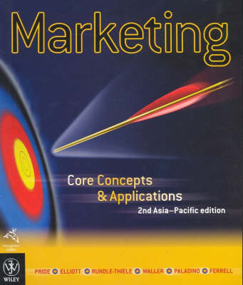 Marketing: Core Concepts and Applications
