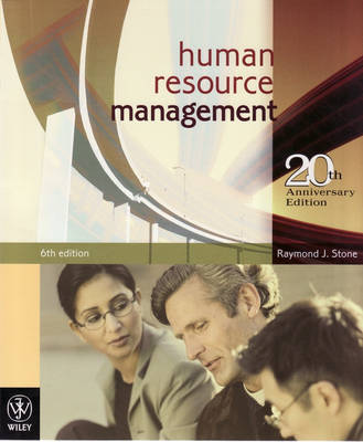 Human Resource Management - Now with Work Choice Reform Supplement