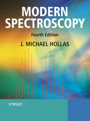 Modern Spectroscopy 4ed