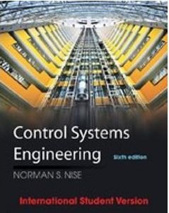 Control Systems Engineering 6ed + Wileyplus Standalone   Registration Card