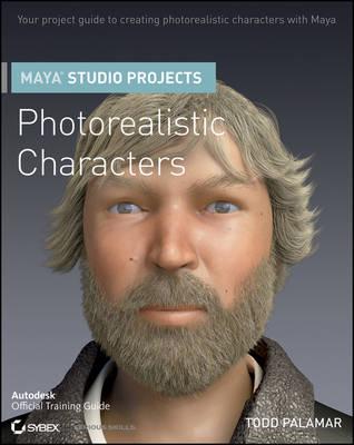 Maya Studio Projects: Photorealistic Characters