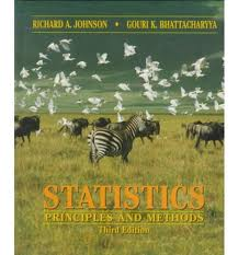 Statistics: Principles and Methods