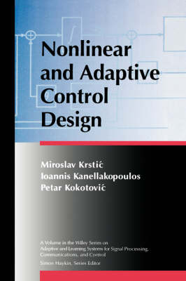 Nonlinear and Adaptive Control Design
