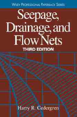 Seepage, Drainage and Flow Nets