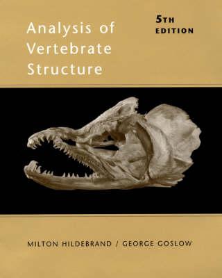 Analysis of Vertebrate Structure