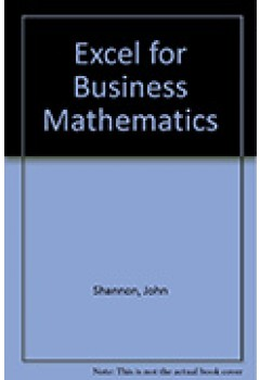 Excel for Business Mathematics