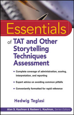 Essentials of TAT and Other Storytelling Techniques: Assessment