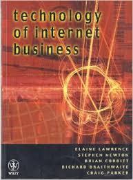 Technology of Internet Business