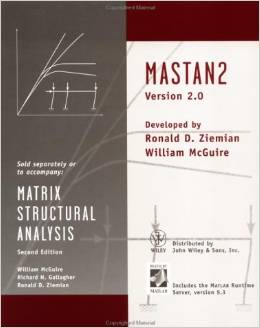 Matrix Structural Analysis: MATSTAN 2 Version 2.0