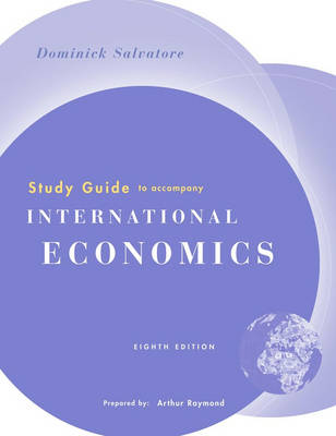 International Economics: Study Guide