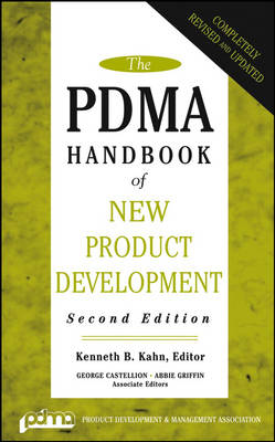 The PDMA Handbook of New Product Development