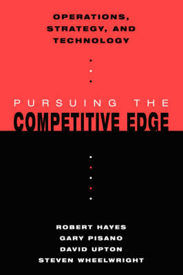 Pursuing the Competitive Edge: Pursuing the Competitive Edge