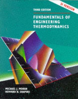 Fundamentals of Engineering Thermodynamics