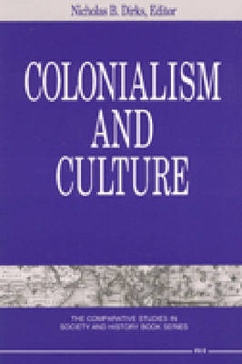 Colonialism and Culture