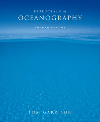Essentials of Oceanography (with 1pass for OceanographyNOW')