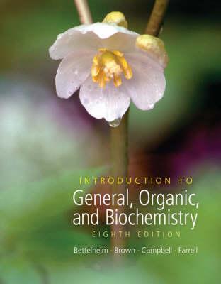 Intr Gen/Org/Biochem 8e