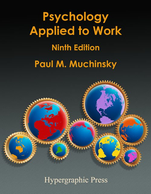 Bundle: Psychology Applied to Work (with Study Guide), 8th + InfoTrac®  College Edition