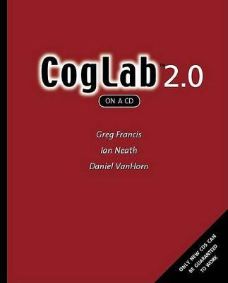 Coglab on A CD, Ver 2.0 4e