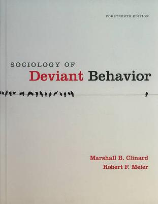 Sociology of Deviant Behavior