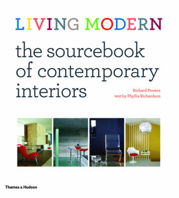 Living Modern: The Sourcebook of Contemporary Interiors
