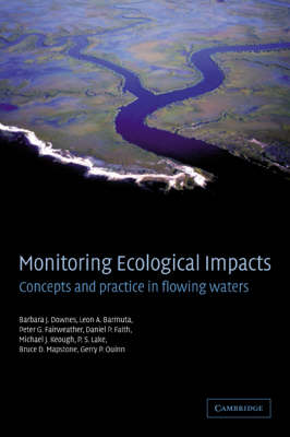 Monitoring Ecological Impacts: Concepts and Practice in Flowing Waters
