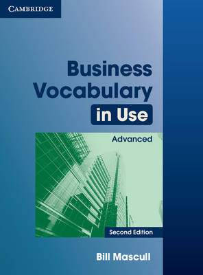 Business Vocabulary in Use Advanced with Answers
