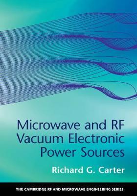 Microwave RF Vacum Elec Powr Sourcs