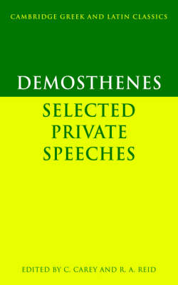 Demosthenes: Selected Private Speeches
