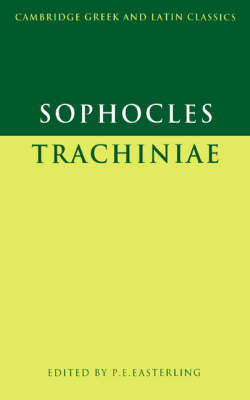 Sophocles: Trachiniae