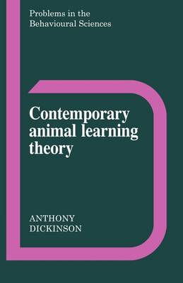 Contemporary Animal Learning Theory