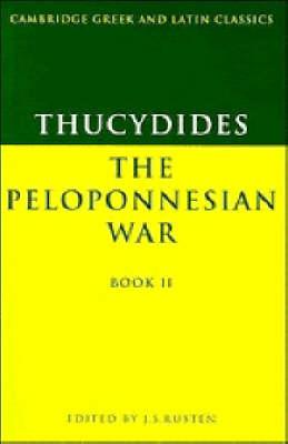 Thucydides: The Peloponnesian War Book II