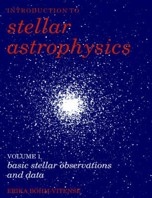 Introduction to Stellar Astrophysics: v.2: Stellar Atmospheres