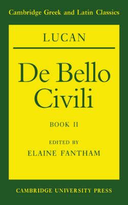 Lucan: De bello civili Book II: Bk. 2