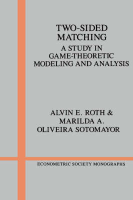 Two-sided Matching: A Study in Game-theoretic Modeling and Analysis