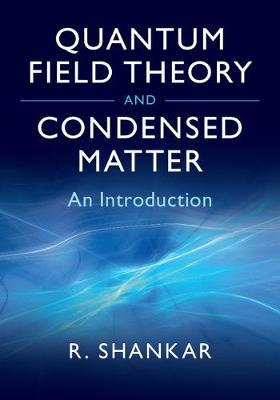 Quantum Field Thry Condensed Matter
