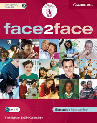 face2face Elementary Student's Book with CD ROM/Audio CD