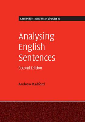 Analysing English Sentences