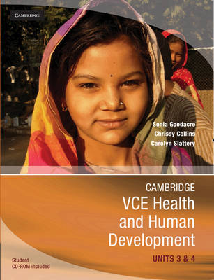 Cambridge VCE Health and Human Development Units 3 and 4: Units 3 and 4