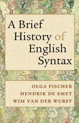 A Brief History of English Syntax