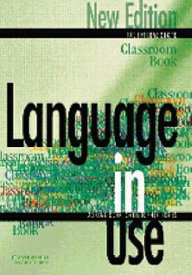 Language in Use Pre-Intermediate Classroom Book