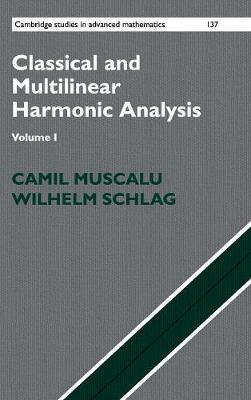 Classical Multilinr Harmonic Anl v1