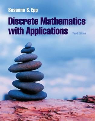 Discrete Mathematics with Applications: BCA Tutorial