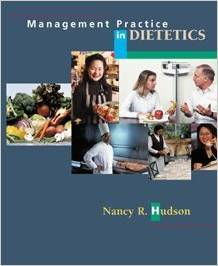 Management Practice in Dietetics